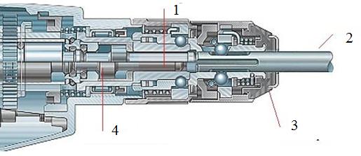 Смазка для буров перфоратора - 2