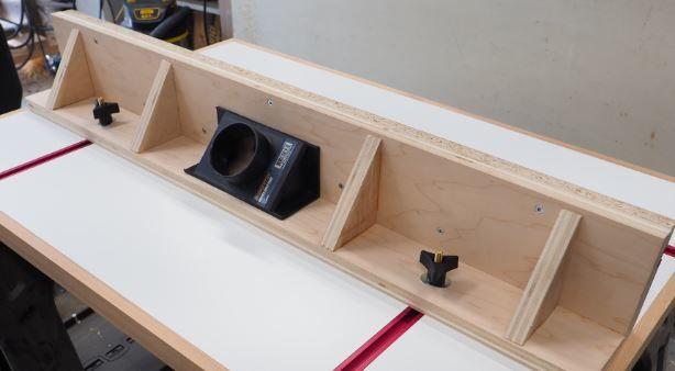 Как сделать пылесборник для фрезерного стола своими руками | 7