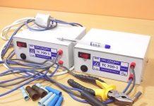 Аппарат для сварки проводов
