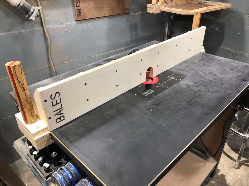 Упор для фрезерного стола своими руками (48 фото) - 1