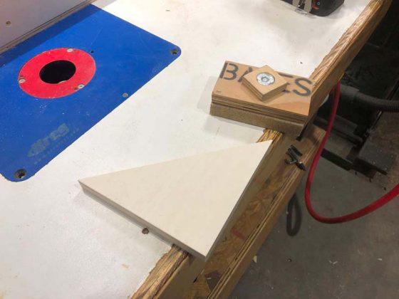 Упор для фрезерного стола своими руками (48 фото) | 9