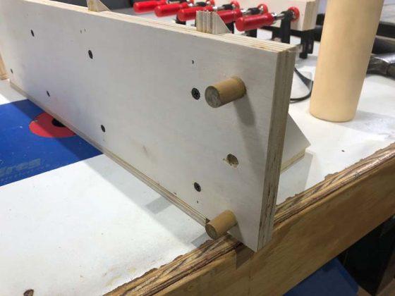 Упор для фрезерного стола своими руками (48 фото) | 20