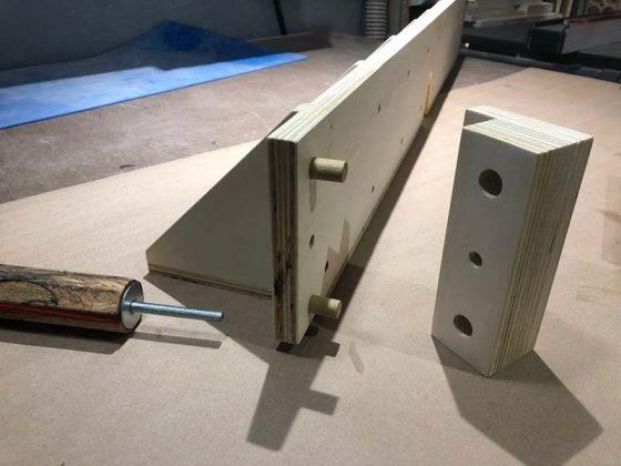Упор для фрезерного стола своими руками (48 фото) | 43