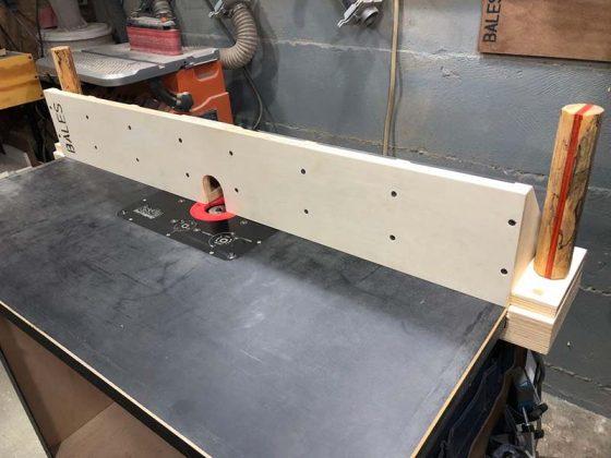 Упор для фрезерного стола своими руками (48 фото) - 46