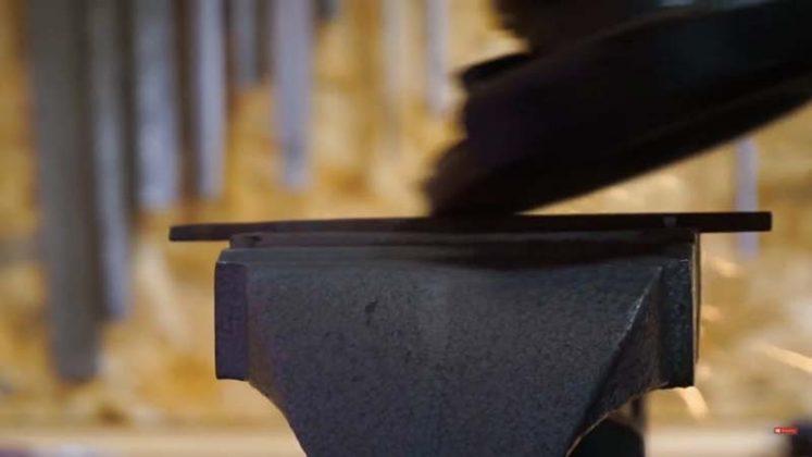 Самодельный нож для строгания древесины | 5