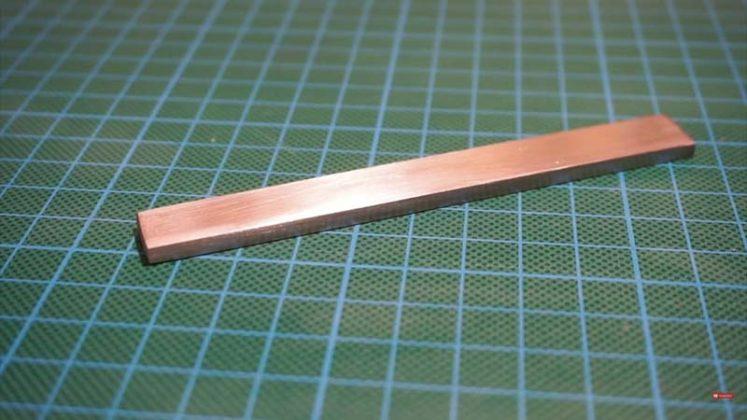 Самодельный нож для строгания древесины - 2