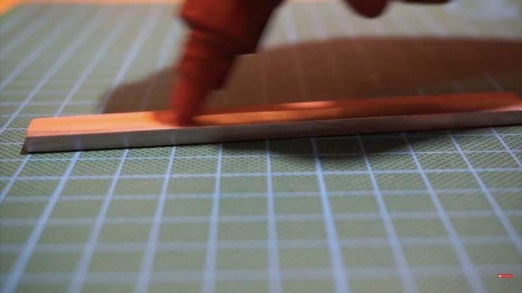 Самодельный нож для строгания древесины - 7