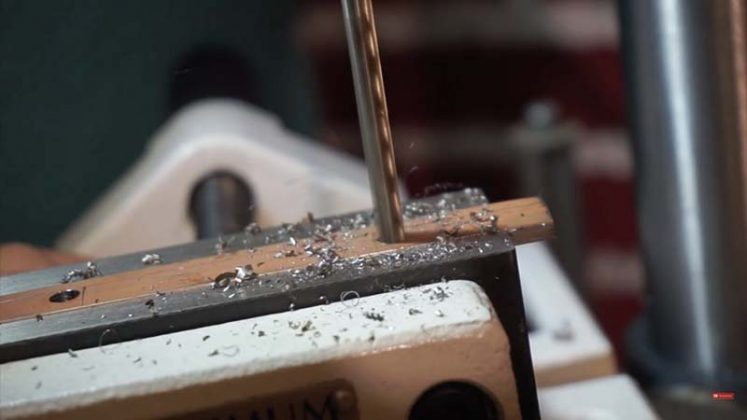 Самодельный нож для строгания древесины | 9