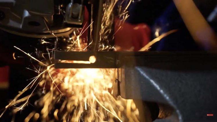 Самодельный нож для строгания древесины | 11