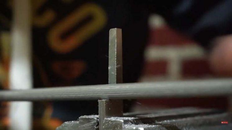 Самодельный нож для строгания древесины - 12