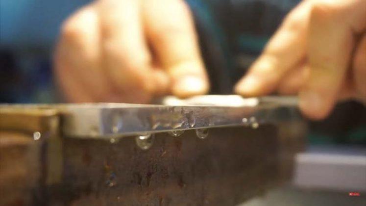 Самодельный нож для строгания древесины | 16