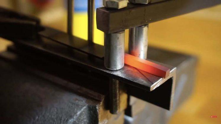 Самодельный нож для строгания древесины - 19
