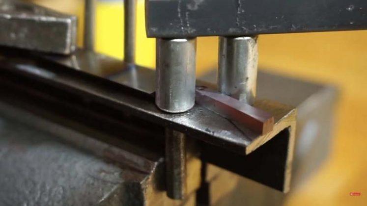 Самодельный нож для строгания древесины - 20