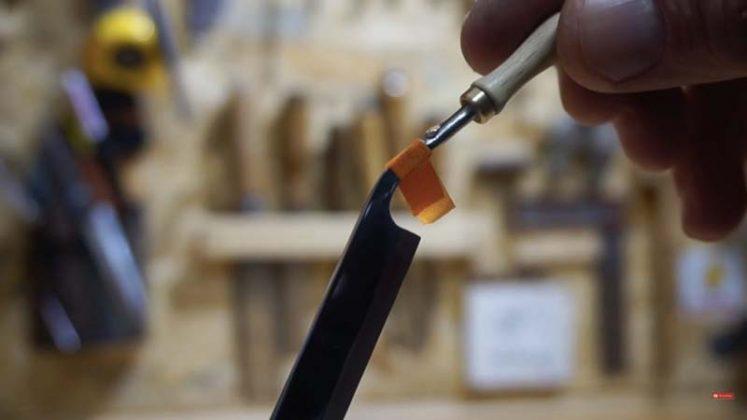 Самодельный нож для строгания древесины-3