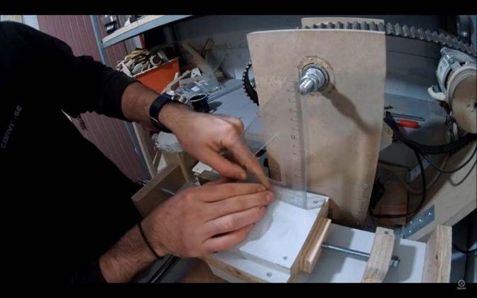 Модифицируем токарный станок по дереву - 3