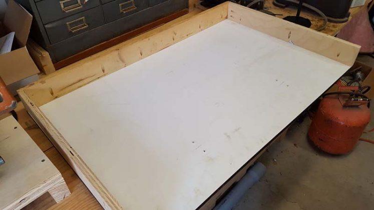 Мастерим ящик для хранения инструментов | 1