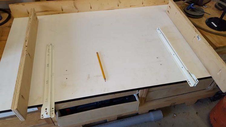 Мастерим ящик для хранения инструментов | 5