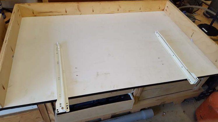 Мастерим ящик для хранения инструментов | 6