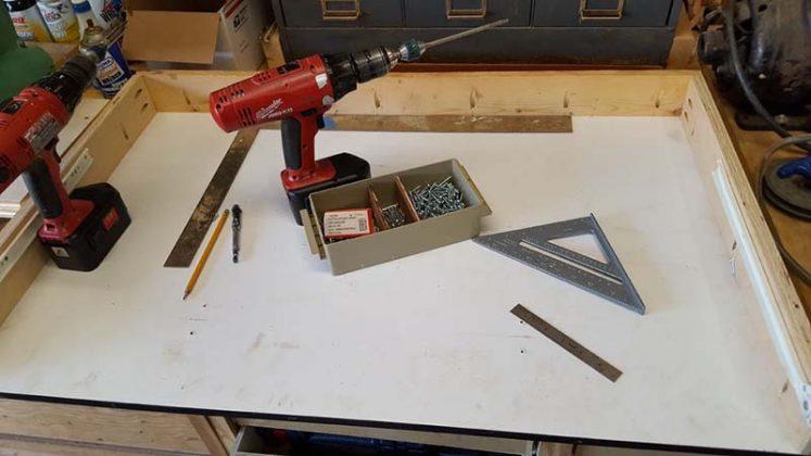 Мастерим ящик для хранения инструментов | 7