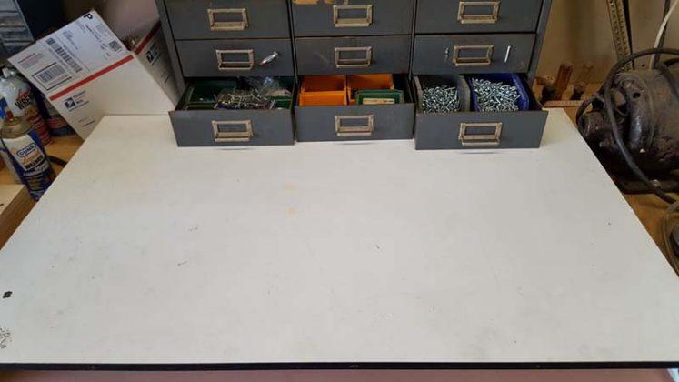 Мастерим ящик для хранения инструментов | 11