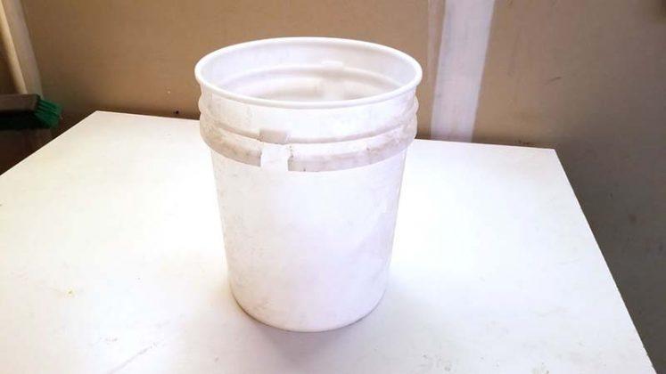 Компактный пылесборник в мастерскую своими руками - 4