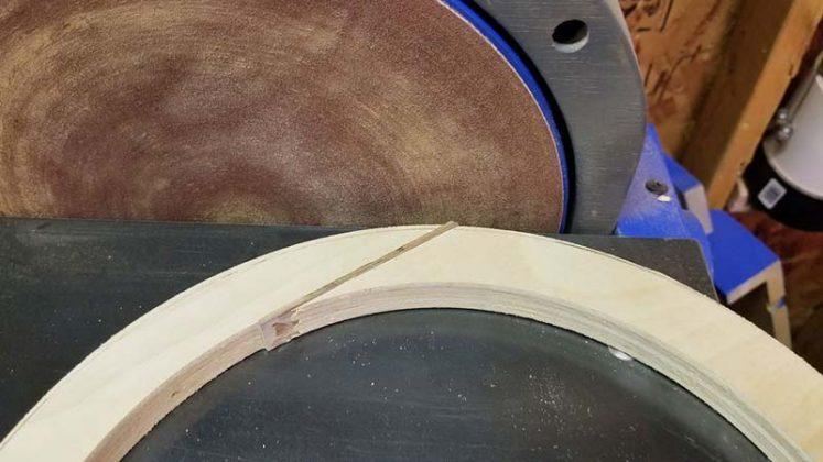 Компактный пылесборник в мастерскую своими руками - 10