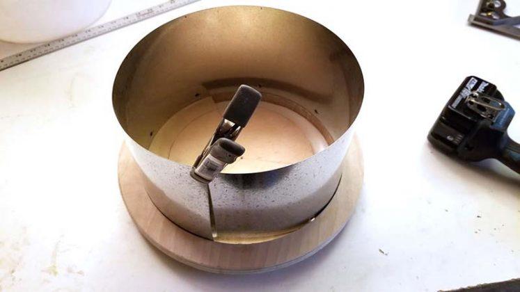 Компактный пылесборник в мастерскую своими руками - 14