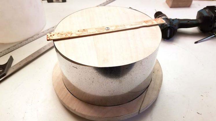 Компактный пылесборник в мастерскую своими руками | 18