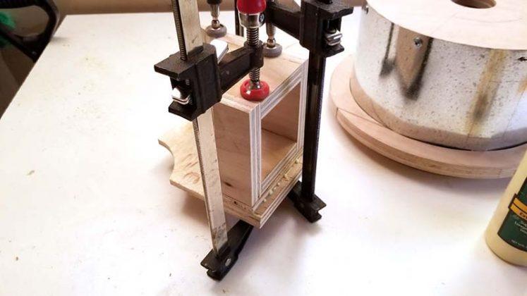 Компактный пылесборник в мастерскую своими руками | 34