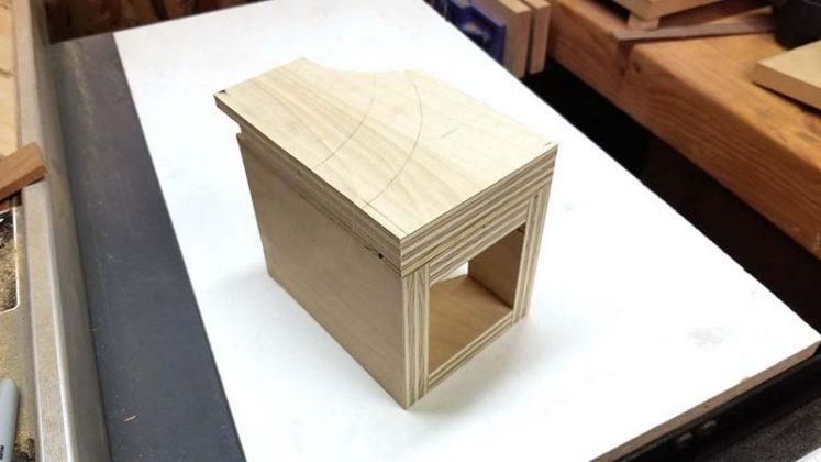 Компактный пылесборник в мастерскую своими руками - 35