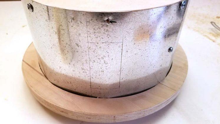 Компактный пылесборник в мастерскую своими руками | 36