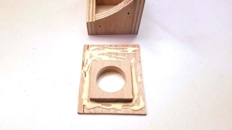 Компактный пылесборник в мастерскую своими руками | 48