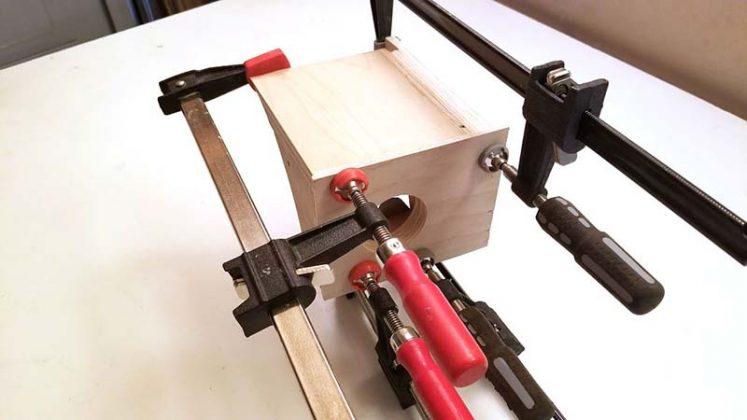 Компактный пылесборник в мастерскую своими руками - 49
