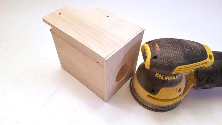 Компактный пылесборник в мастерскую своими руками - 51