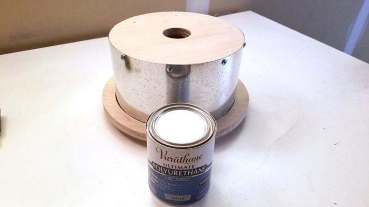 Компактный пылесборник в мастерскую своими руками - 52