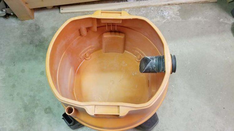 Компактный пылесборник в мастерскую своими руками - 57