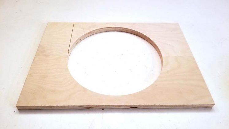 Компактный пылесборник в мастерскую своими руками | 59