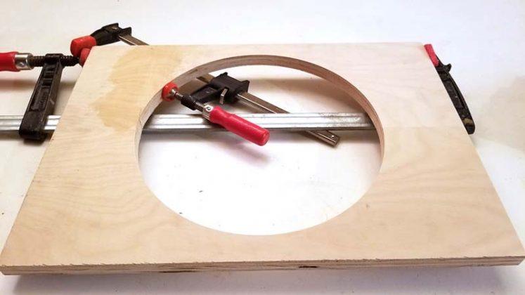 Компактный пылесборник в мастерскую своими руками | 60