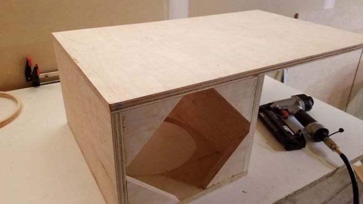 Компактный пылесборник в мастерскую своими руками | 65