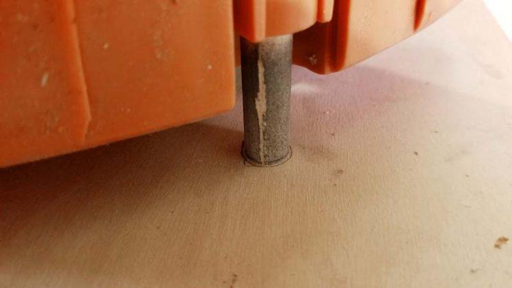 Компактный пылесборник в мастерскую своими руками - 68