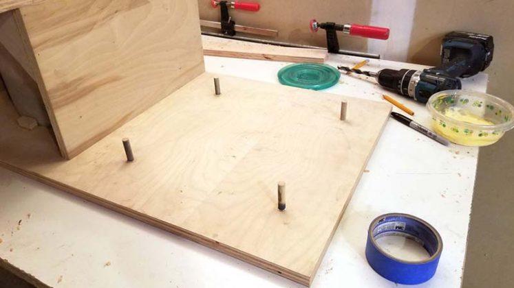 Компактный пылесборник в мастерскую своими руками - 71