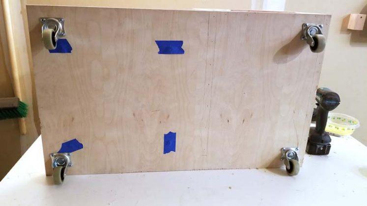 Компактный пылесборник в мастерскую своими руками | 72
