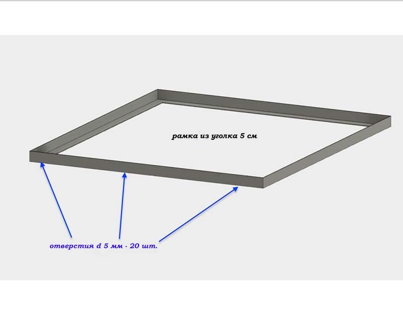 Делаем ящик для сбора пыли - 2