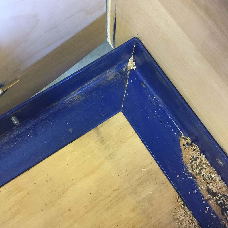 Делаем ящик для сбора пыли - 3
