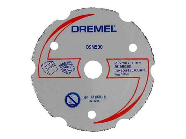 круг отрезной DREMEL карбидный для DSM20