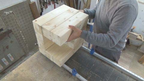 Склейка деревянных брусков-3