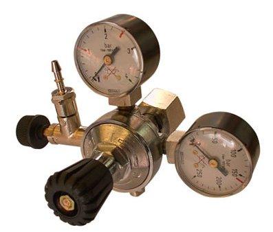 Использование газового редуктора   4