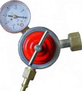 Использование газового редуктора   3