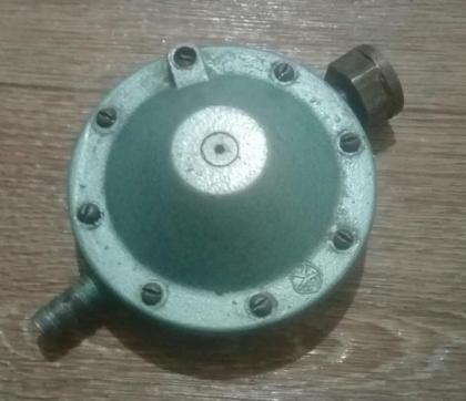 Использование газового редуктора - 1