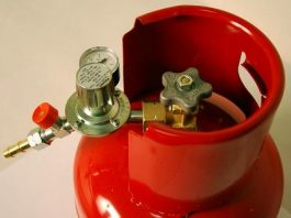 Использование газового редуктора